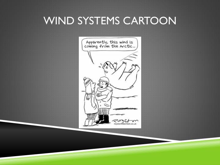 Wind Systems Cartoon