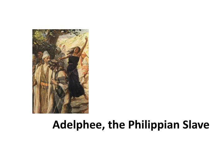 Adelphee