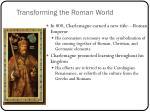 transforming the roman world2