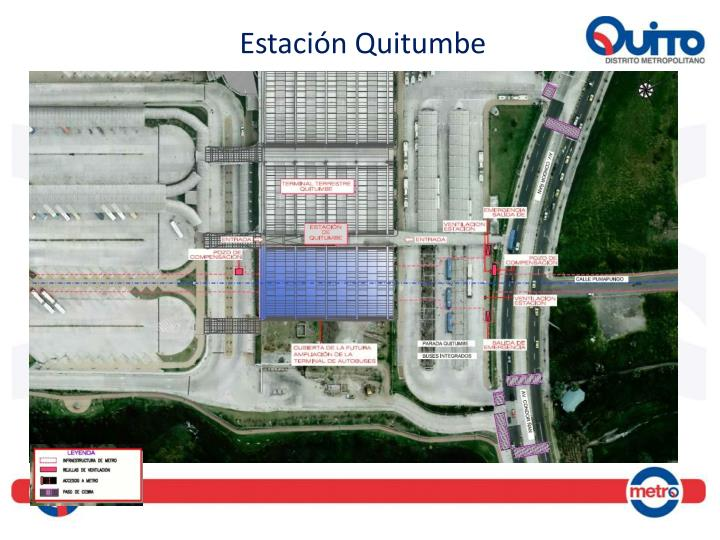 Estación Quitumbe