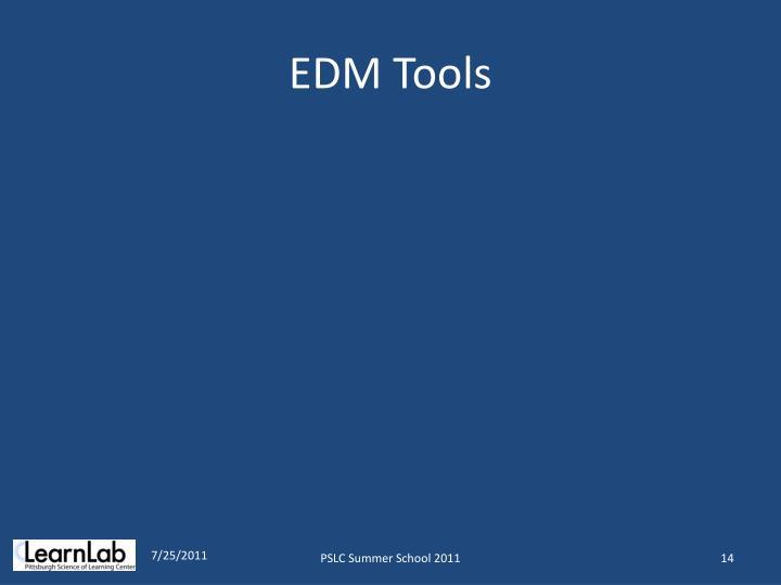 EDM Tools