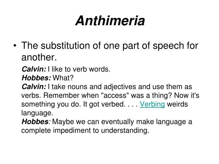 Anthimeria