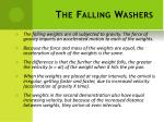 the falling washers1