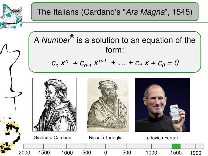 The Italians (