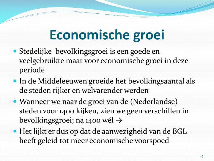 Economische