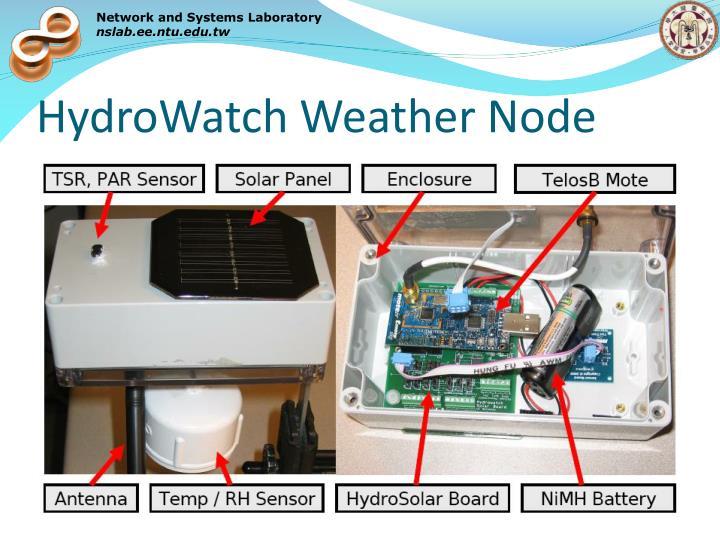 HydroWatch