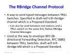 the rbridge channel protocol