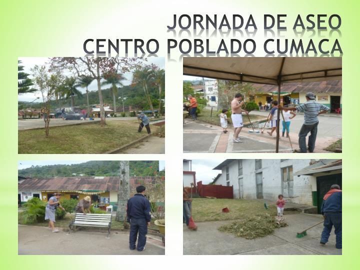 JORNADA DE ASEO