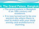 4 the grand palace bangkok