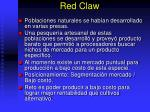 red claw1