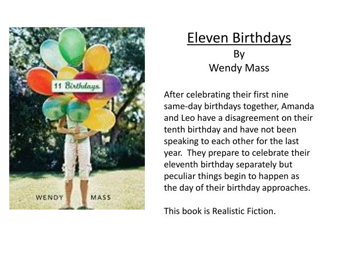 Eleven Birthdays