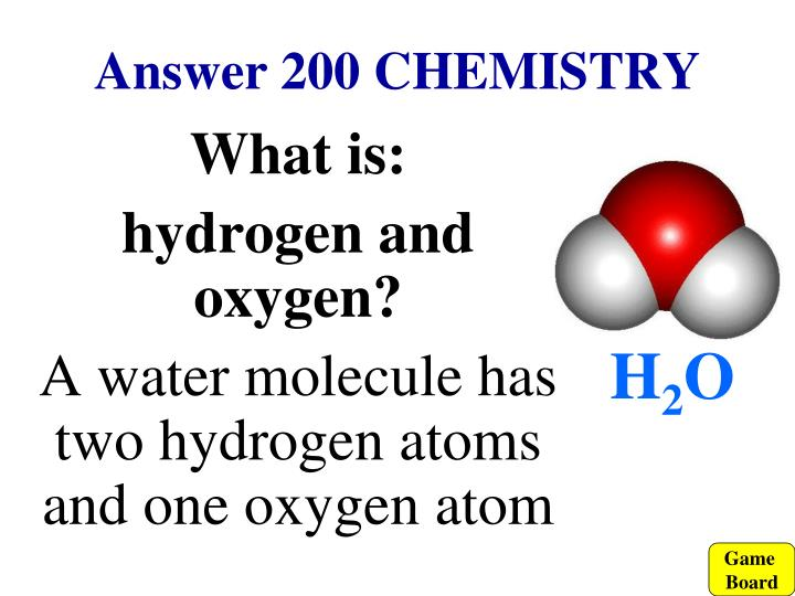 Answer 200 CHEMISTRY