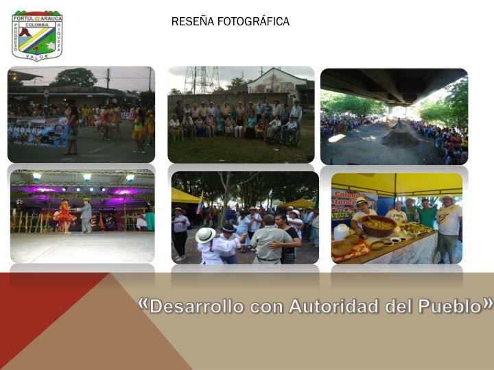 RESEÑA FOTOGRÁFICA