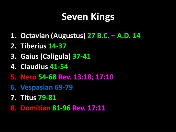 Seven Kings