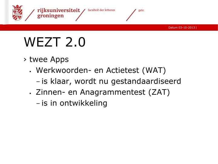 WEZT 2.0