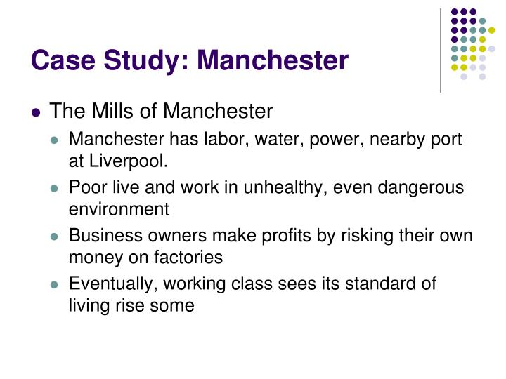 Case Study: Manchester