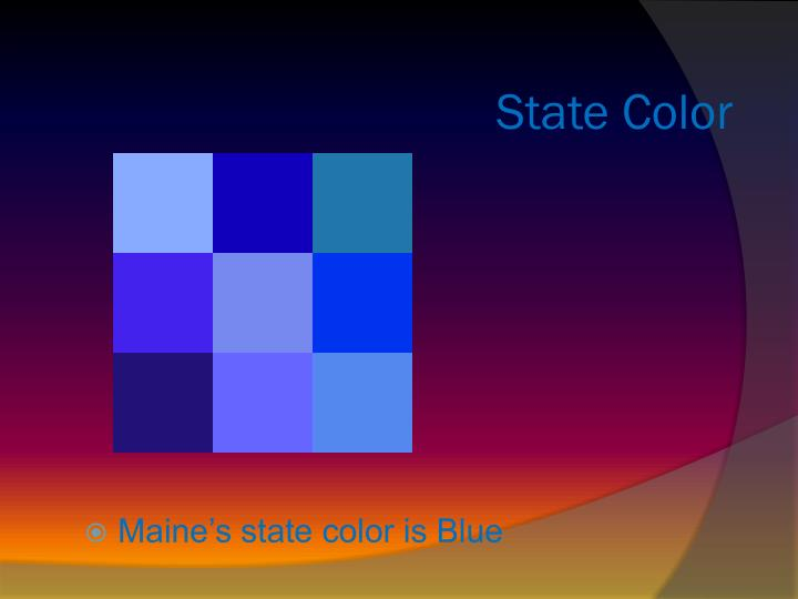 State Color