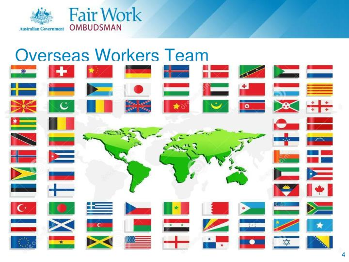 Overseas Workers Team