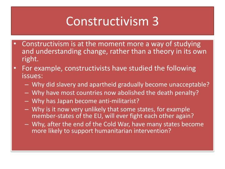 Constructivism 3