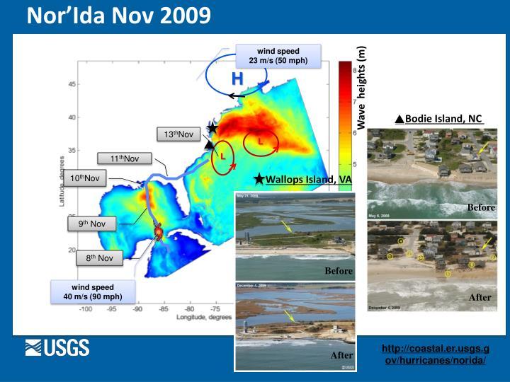 Nor'Ida Nov 2009