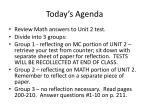 today s agenda3