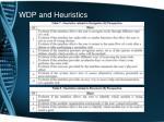wdp and heuristics2