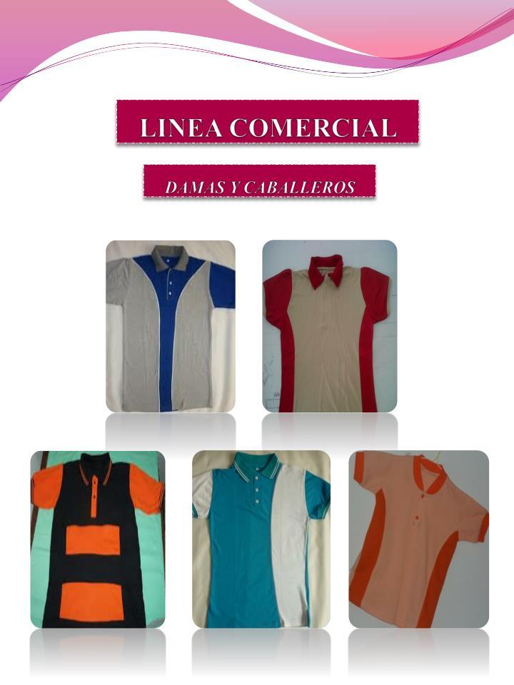LINEA COMERCIAL