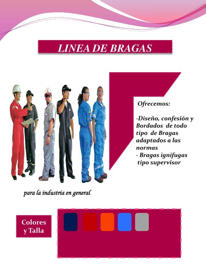 LINEA DE BRAGAS
