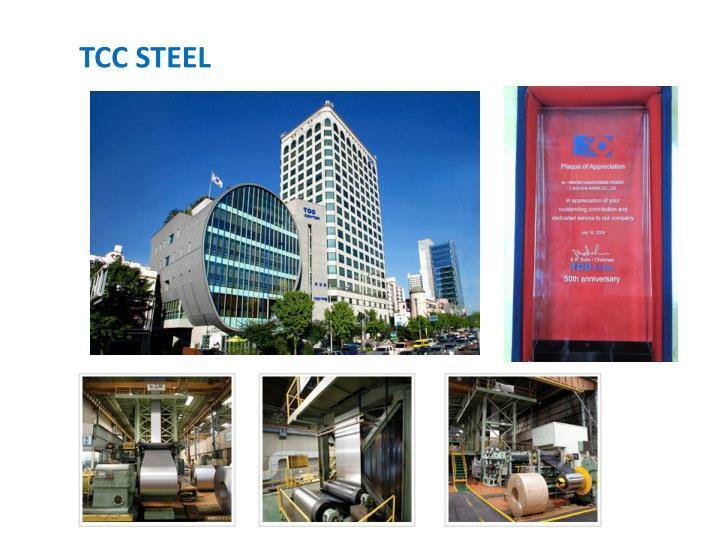 TCC STEEL