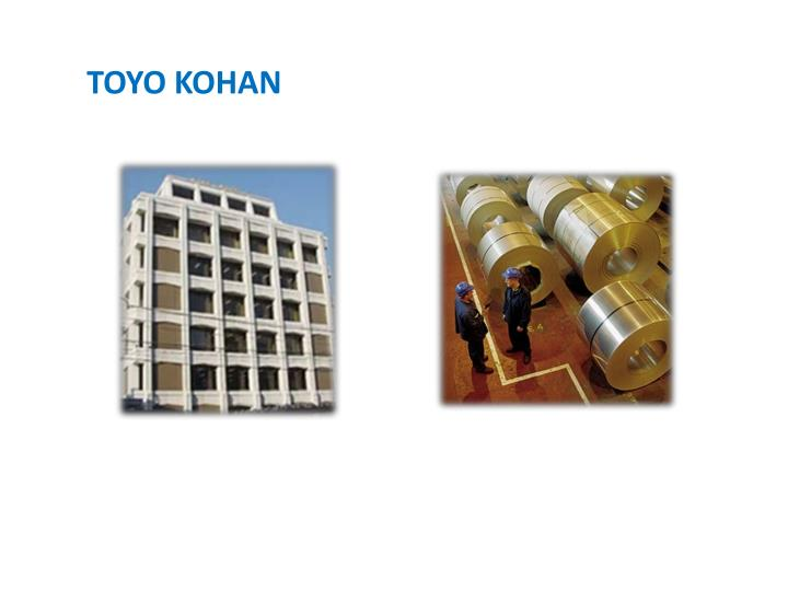 TOYO KOHAN