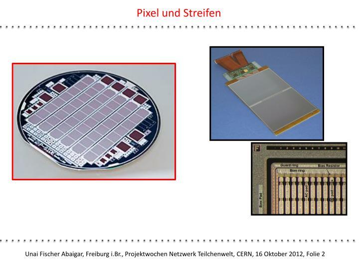 Pixel und Streifen