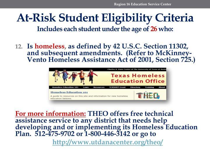 Region 16 Education Service Center