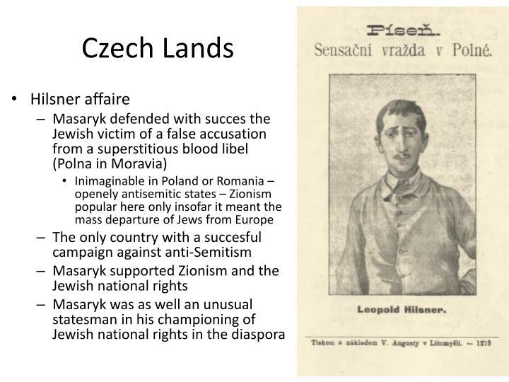 Czech Lands