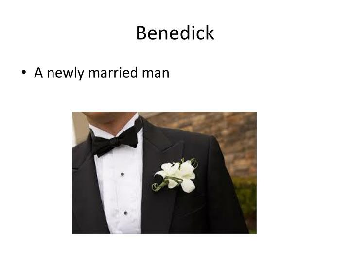 Benedick