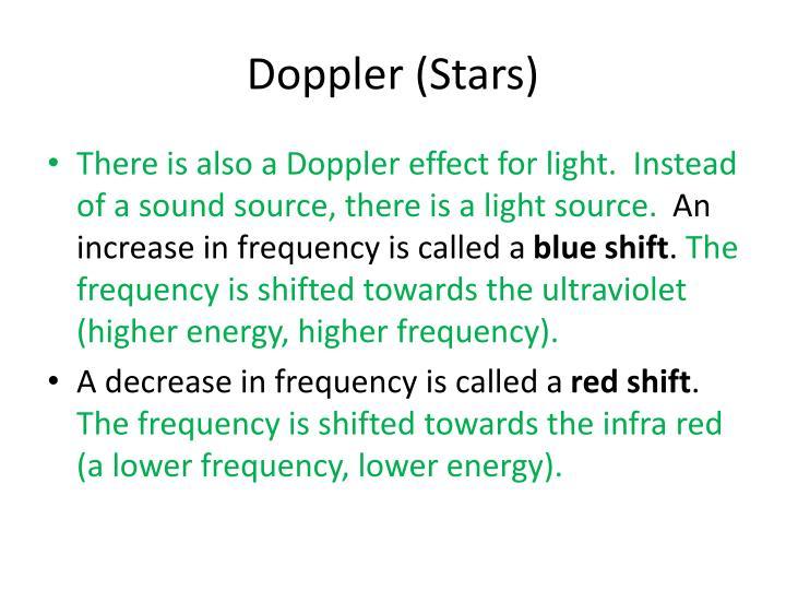 Doppler (Stars)