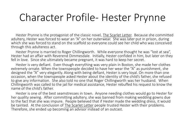 Hester prynne society quotes