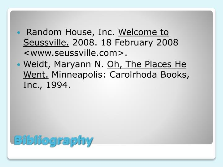 Random House, Inc.