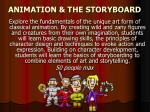 animation the storyboard