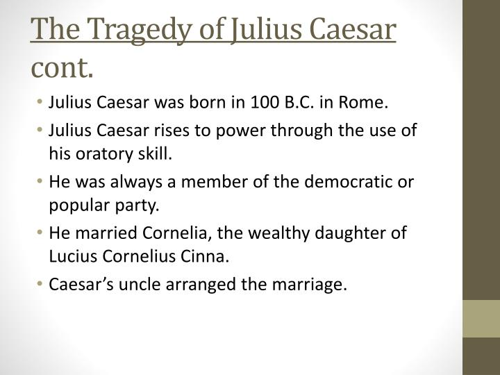 the tragedy of julius caesar aristotle definition Julius caesar has an urgent, driving plot that moves quickly in a straight line—never tempting us with a side story or comedic relief—to its tragic ends.