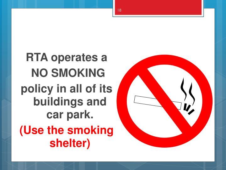 RTA operates a