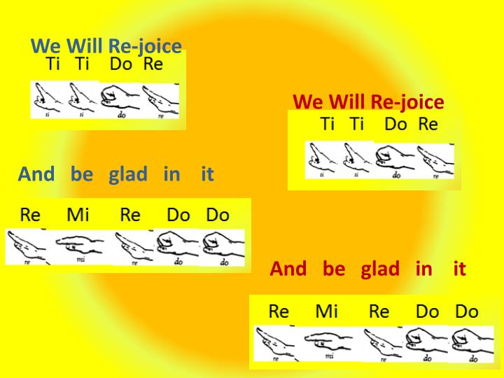 We Will Re-