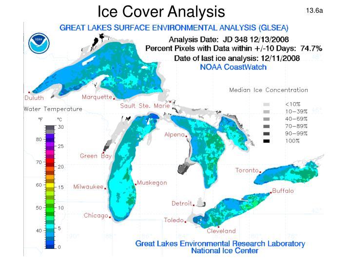 Ice Cover Analysis