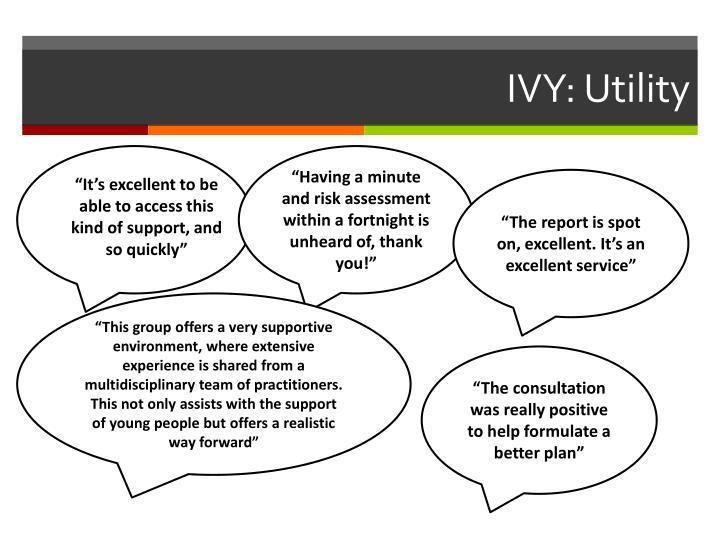 IVY: Utility