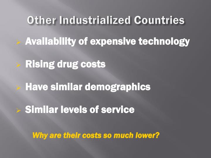 Other Industrialized Countries