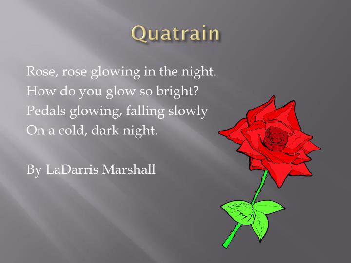 Quatrain