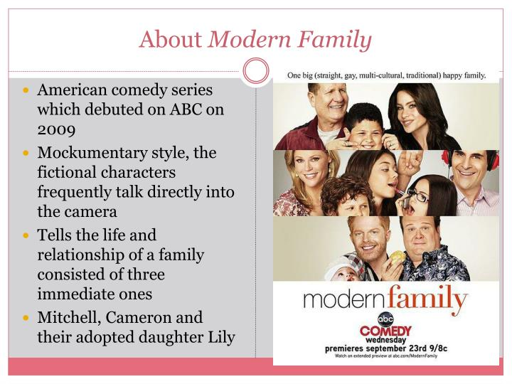 About modern family