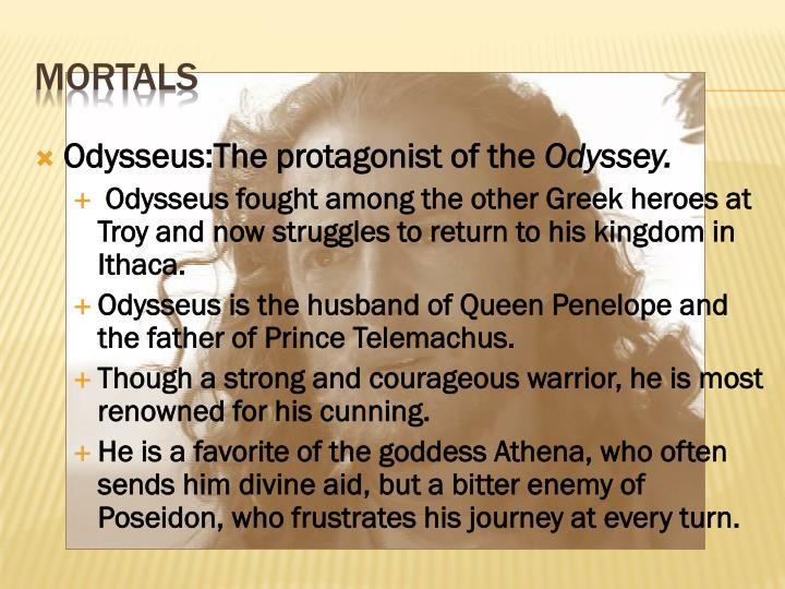 Odysseus:The