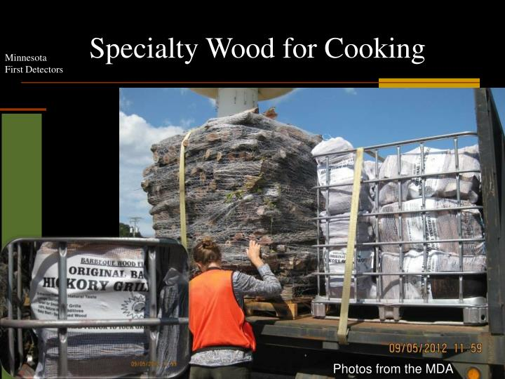 Specialty Wood for Cooking