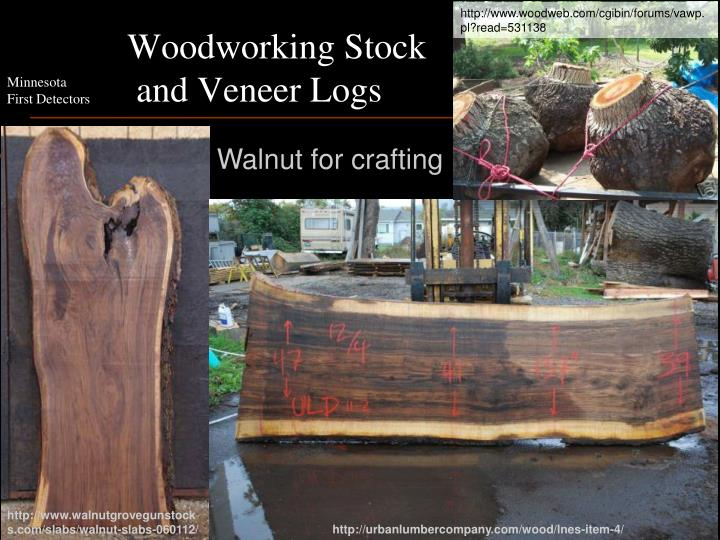 Woodworking Stock