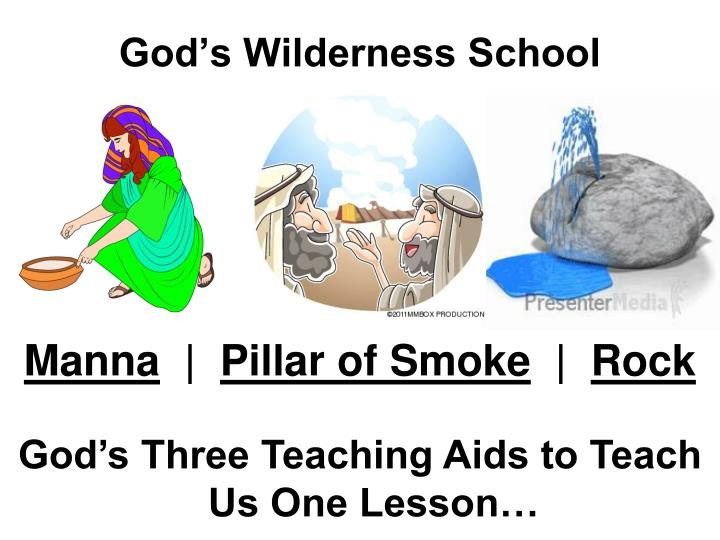 God's Wilderness School
